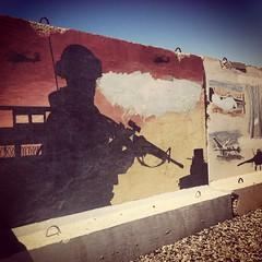 Mural, Camp Bucca