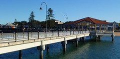 Redcliffe,Queensland,Australia (scinta1) Tags: blue sea water pier jetty brisbane queensland redcliffe 2013