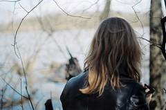 (zachoulton) Tags: summer film girl analog hair winnipeg pentax blonde filmphotography