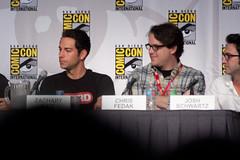 Comic-Con 2010 (scbaker) Tags: san sandiego diego levi chuck zachary comiccon 2010 zacharylevi comiccon2010