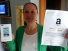 Free Amazon Voucher - Andreia Pinheiro - Portugal