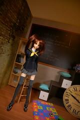 Persona4 Rise style (toel-uru) Tags: persona rise miki dd melty rin dollfiedream