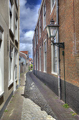 "Leiden Alley • <a style=""font-size:0.8em;"" href=""http://www.flickr.com/photos/45090765@N05/9415581319/"" target=""_blank"">View on Flickr</a>"