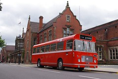 Railway RE (Mr Anchovy) Tags: heritage station bristol nbc day railway running stokeontrent re preserved staffordshire potteries longton pmt nationalbuscompany singledecker gladstonepotterymuseum potteriesmotortraction jeh198k potteriesconnection