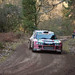 Andy Burton - 2011 Wyedean Rally - Peugeot Cosworth