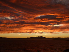 01sep2013 sunset 2/3 (Jef Poskanzer) Tags: sunset geotagged day cloudy goldengatefields geo:lat=3788364 geo:lon=12231428