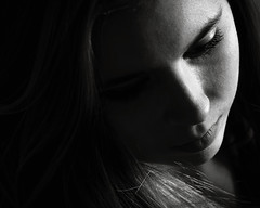 (Nick Benson Photography) Tags: portrait blackandwhite bw woman white black cute girl beautiful female portraits pose photography 50mm model nikon women photographer sad emotion modeling connecticut gorgeous flash nick sb600 posing portraiture thinking blonde benson speedlight contemplating d600 speedlite sb700 sb910 nickbensonphoto