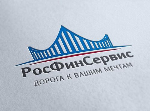 """Логотип """"РосФинСервис"""""""