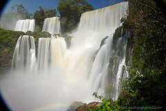 Iguaz (See-be-r Photography) Tags: longexposure water argentina landscape waterfall nikon cataratas iguazu d800 2470