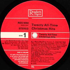 Various Artists - Twenty All-Time Christmas Hits (Leo Reynolds) Tags: canon eos iso100 album vinyl lp record squaredcircle 60mm f80 disc platter 33rpm 0125sec 40d hpexif xleol30x sqset099 xxx2013xxx