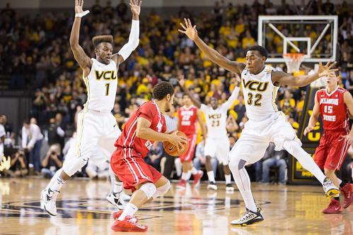 VCU Defeats ISU (Full Size)