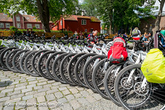 Bicycle Hire (gwpics) Tags: people holiday green ecology bike bicycle norway relax person cycling healthy transport relaxing rental norwegian health cycle transportation leisure relaxation scandinavia fitness trondheim scandinavian hire ecofriendly