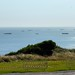 View from Longues-sur-Mer in Normandy