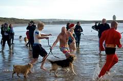 Porthcawl Christmas Swim 2013 20131225_38 (Mooganic) Tags: charity xmas uk winter sea cold wales swimming swim coast december cymru coastal 25 bathing swimmers dipping porthcawl 2013 christmasswim2013