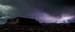 Utah Lightning Storm (MyKeyC) Tags: saturday lightning valleyofthegods 914