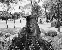 Fountain of Tears (beckmarc) Tags: blackandwhite bw fountain mediumformat memorial bessa australia adelaide fujifilm sa southaustralia acros colebrook stolengeneration aboriginalhistory edenhills bessaiii gf670 voigtlanderbessaiii colebrookblackwoodreconciliationpark recounciliation