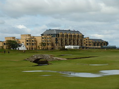 Scotland 156 (mart.panzer) Tags: oldcourse hotel universityofstandrews royal ancient golf club st andrews old course scotland schotland standrews gerhardpanzer photos pictures impressions highlights nature vacation holidays people mustsee top attractions scenic fife bestof