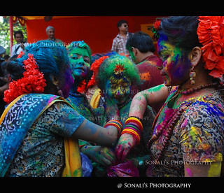 Holi......... Festival of Colors