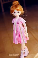 Nouria (meike) Tags: ball doll skin blossom body head jr korea bjd normal resin hybrid jointed chuu nouria bimong minoruworld normalskin