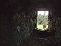 Vaulted room (nz_willowherb) Tags: castle see scotland tour perthshire visit campbell finlarig to go blackduncan