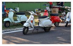 VESPA PIAGGIO (baffalie) Tags: old classic bike vintage italia retro motorbike moto italie ancienne classicas