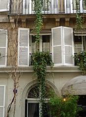 Paris Windows (chez loulou) Tags: windows white paris france shutters