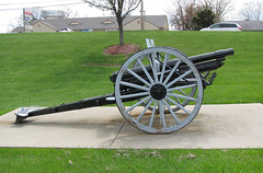 3 inch Field Gun M1905 No.310 in Cold Spring (Lunken Spotter) Tags: memorial gun display kentucky ky military cannon conflict artillery preserved coldspring dav veterans cannons usarmy vets 3in usmilitary northernkentucky fieldgun 3inch fieldartillery staticdisplay disabledamericanveterans m1905 disabledamericanveteransnationalheadquarters 3inchfieldgunm1905 modelof1905 3inchfieldgun
