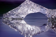 Ice Berg in Alaska (Vern Krutein) Tags: travel usa snow cold ice nature alaska landscape outside outdoors frozen cool scenery exterior natural snowy chilly iceberg wilderness icy scenes chill scenics chilled wintry geoform