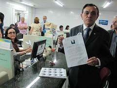 Ato por eleições diretas no TJCE