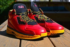 "Li-Ning Way of Wade 2 ""Code Red"" (theshoechef) Tags: red wow wade lining codered wow2 dwade"