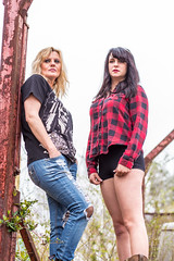 JunkyardShoot-20140316-283 (Frank Kloskowski) Tags: georgia shoot models junkyard lagrange