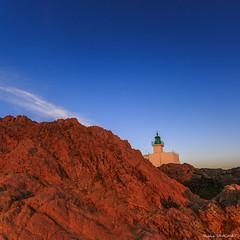 Lighthouse of Ile Rousse (Njones03) Tags: sunset lighthouse france corse ile rousse
