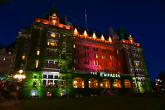 The Empress Hotel (acrowell105) Tags: victoriabc theempresshotel