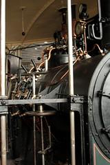 Dampflokomotive G 3/3 18 der Berner Tramway Gesellschaft ( Tram - Strassenbahn - Dampftram - Hersteller SLM Nr. 890 - Baujahr 1894 ) im Verkehrshaus Schweiz VHS in Luzern im Kanton Luzern der Schweiz (chrchr_75) Tags: chriguhurnibluemailch christoph hurni schweiz suisse switzerland svizzera suissa swiss chrchr chrchr75 chrigu chriguhurni juni 2015 hurni150616 verkehrshaus vhs kantonluzern luzern albumzzz201506juni juni2015 albumbahnenderschweiz albumbahnenderschweiz201516 schweizer bahnen eisenbahn bahn train treno zug dampflokomotive dampfmaschine dampflok locomotora vapor  vapeur steam vapore  stoomlocomotief albumdampflokomotiveninderschweiz juna zoug trainen tog tren  lokomotive lok lokomotiv locomotief locomotiva locomotive railway rautatie chemin de fer ferrovia  spoorweg  centralstation ferroviaria