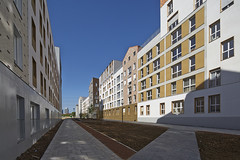 Жилые кварталы в Понтуазе от PLAN.01
