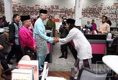 Majlis Berbuka Puasa bersama Pengamal Media.