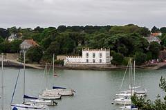 Pornic (Loire-Atlantique) (sybarite48) Tags:  house france boot boat casa barca barco dom ev huis bateau maison brace  hause  d  pornic tekne hasiera   loireatlantique