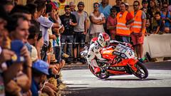 Sigue la luz... (nnachito) Tags: espaa es velocidad labaeza motos castillaylen motociclismo