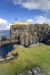 Neist Point Lighthouse (Isle of Skye - Duirinish - Scotland)