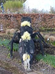 Giant Bee (2) - 13 February 2017 (John Oram) Tags: giantbee edenproject cornwall 2002p1150046