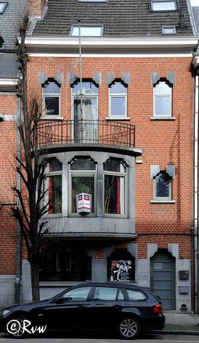 Namur -- Avenue Cardinal Mercier 28
