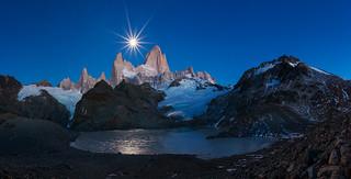 Cosmic | Mount Fitz Roy, Patagonia