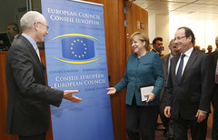 European Council 22.05.2013 (European Council) Tags: european council van merkel hollande rompuy