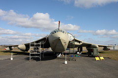 Handley Page Victor K2 (Sparky the Neon Cat) Tags: york uk england museum plane europe britain air yorkshire united great north kingdom victor yam page gb k2 bomber handley elvington