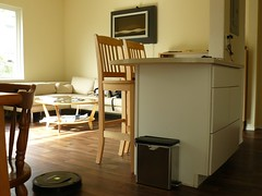 Bench (Michael JasonSmith) Tags: bench chair couch stool coffeetable roomba rubbishbin