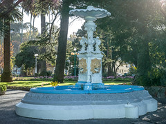 Blythe Memorial, Napier (russellstreet) Tags: newzealand water fountain napier hawkesbayregion clivesquare blythememorial