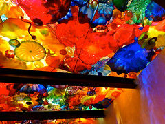 6--Chihuly exhibit - glass ceiling (hpwiggy) Tags: glassworks dalechihuly seattlecenter seattlewashington chihulygardenandglass