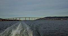 Hobart Bridge Tasmania (maginoz1) Tags: bridge june canon australia mona tasmania hobart 2013 fatcar mixersculpture