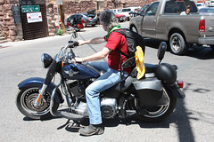 Jerome, Arizona (twm1340) Tags: county arizona town az historic mining harley motorcycle jerome biker hd hog davidson verdevalley yavapai