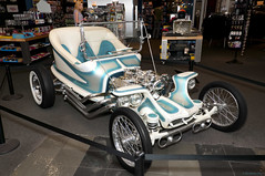 "1959 ""Outlaw"" by Ed ""Big Daddy"" Roth (Pat Durkin - Orange County, CA) Tags: losangeles hotrod custom outlaw roadster edroth petersenautomotivemuseum bigdaddyroth 1959outlaw cadillacpower"